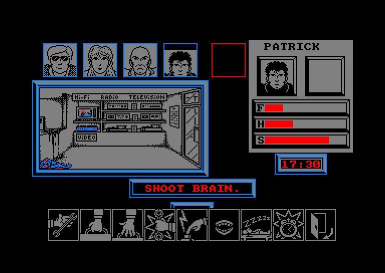 Zombi C Ubi Soft 1986